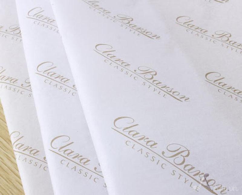 giấy gói thời trang